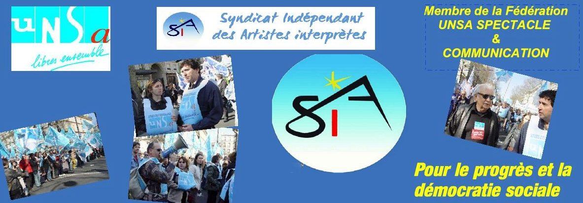 SIA Syndicat Indépendant des Artistes Interprètes